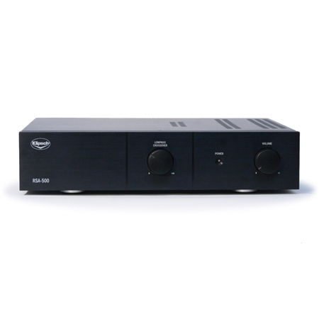 Klipsch® RSA-500 Subwoofer Amplifier