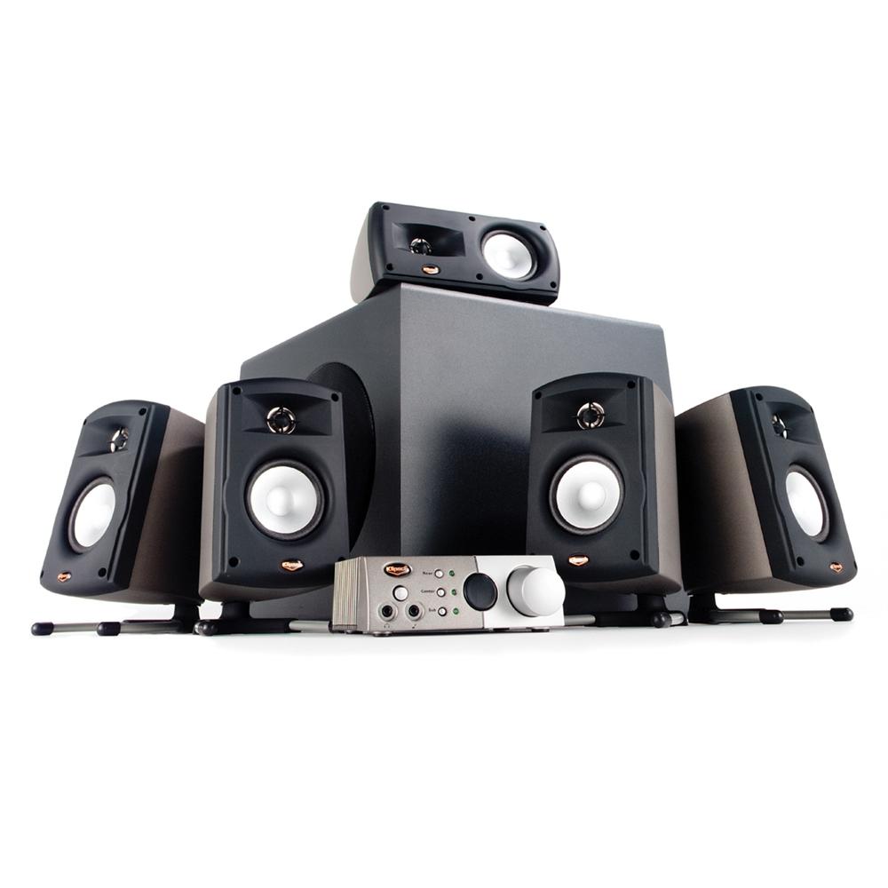 Promedia Ultra 5 1 Computer Speaker System Klipsch