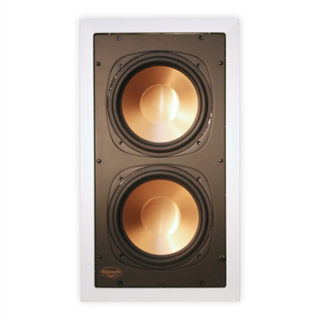 In Wall Subwoofer >> Rw 5802 In Wall Subwoofer Klipsch