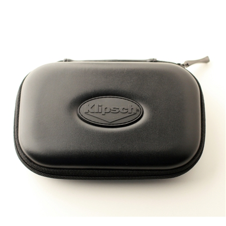 Zipper Headphone Case Kit | Klipsch