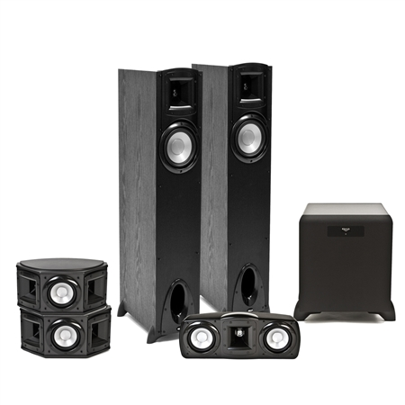 F - 10 Home Theater System | Klipsch