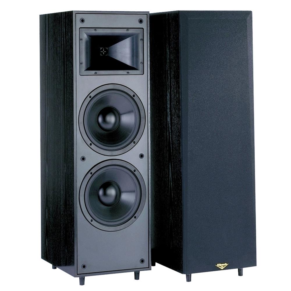 Klf 10 klipsch for 12 floor speakers
