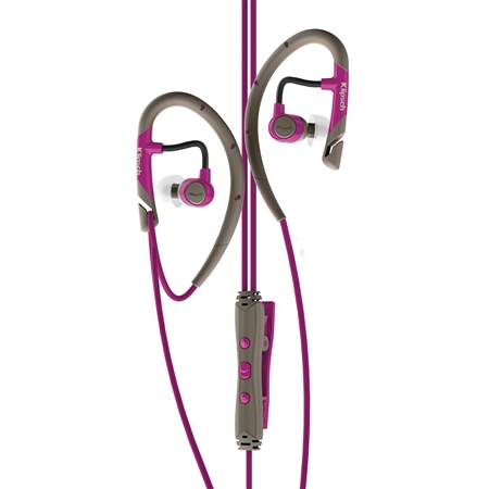Klipsch A5i Sport In-Ear Headphones Magenta