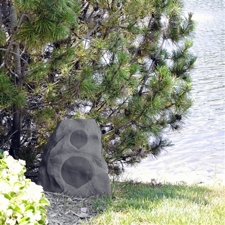 AWR-650-SM Granite Outdoor Rock Speaker