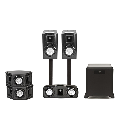 B - 20 Bookshelf Speakers (pair) | Klipsch