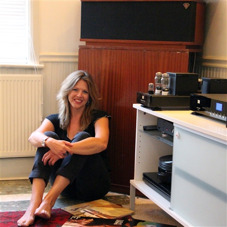 Colleen 'Cosmo' Murphy will host music and audio legends live at CES 2015 from the Klipsch WPWK Station.  - The Klipsch Joint