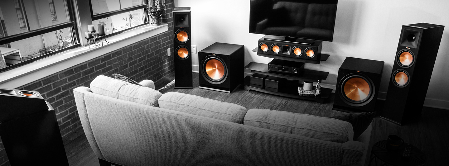 The New Klipsch Dolby Atmos Speaker System