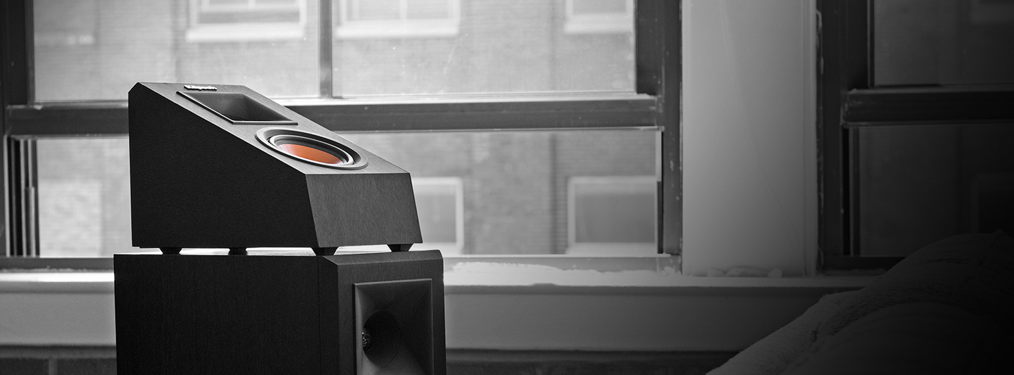 The New Klipsch Dolby Atmos Elevation Speaker