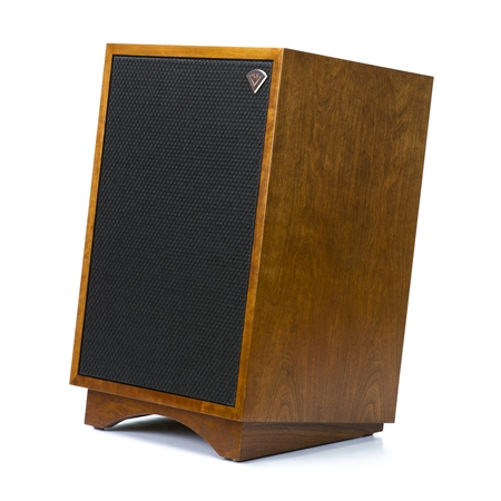 Klipsch Heresy Speaker - Left Grille - Cherry