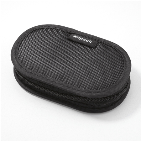 Klipsch Image S3 Green In-Ear Headphones Case