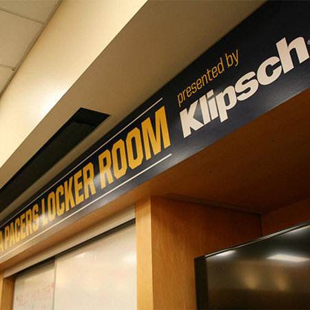 Indiana Pacers locker room 450x450