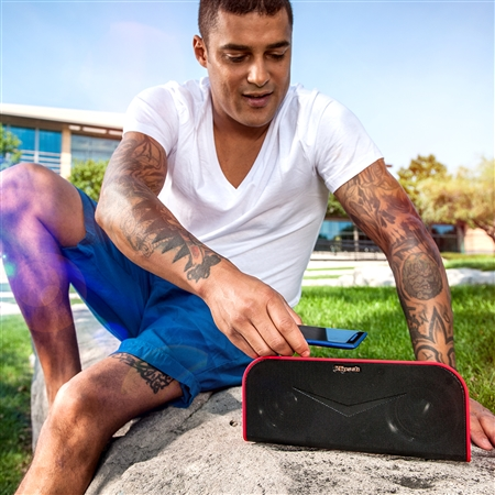 Klipsch KMC 1 Portable Speaker - Red