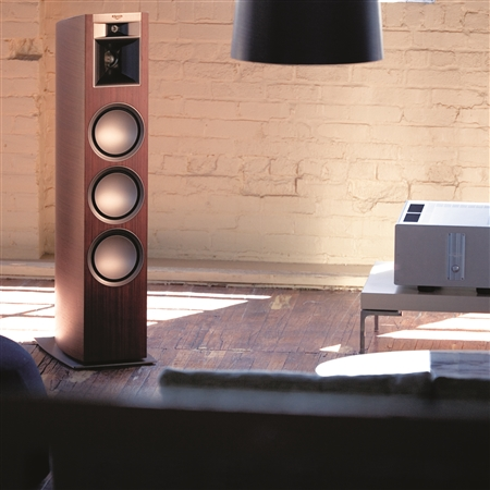 p 38f floor standing speaker high quality home audio by klipsch. Black Bedroom Furniture Sets. Home Design Ideas