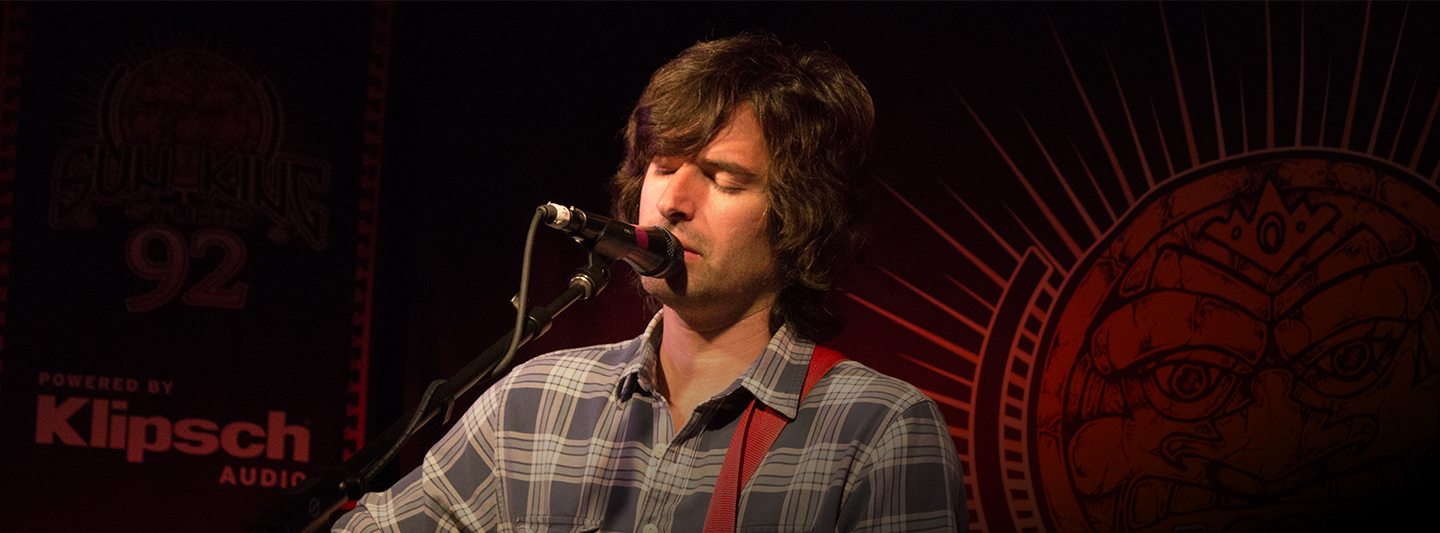 Pete Yorn at Sun King Studio 92 Powered by Klipsch Audio