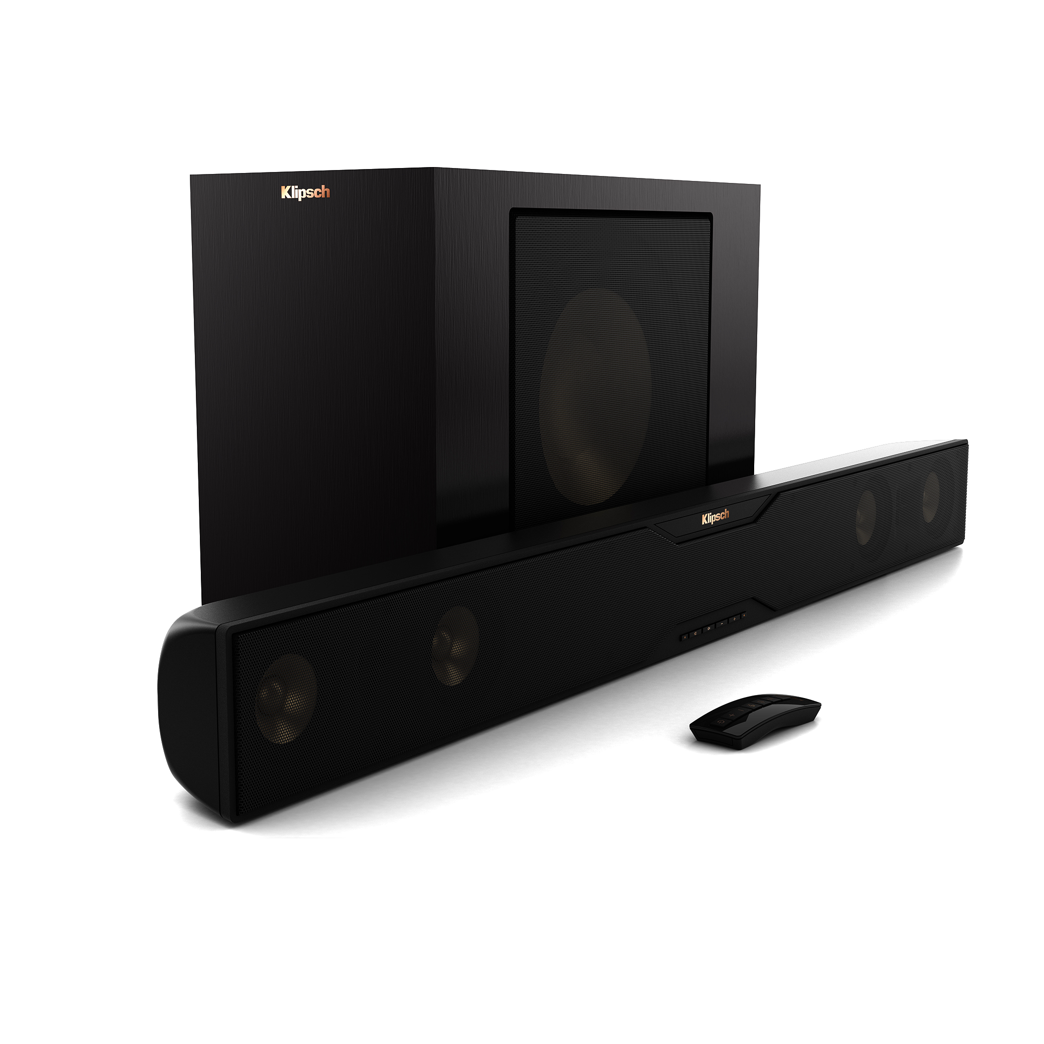 R 20b Soundbar With Wireless Subwoofer Klipsch