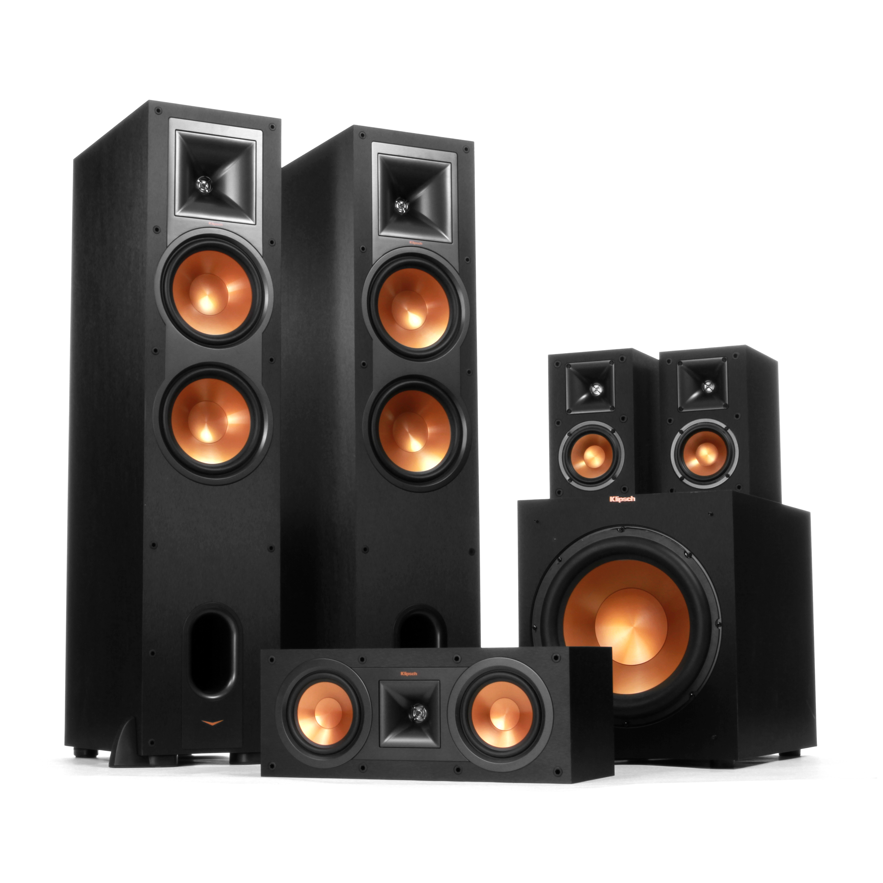 Speakers Home Audio Amp Headphones Klipsch