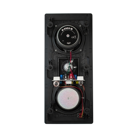R-5502-W II In-Wall Speaker Back