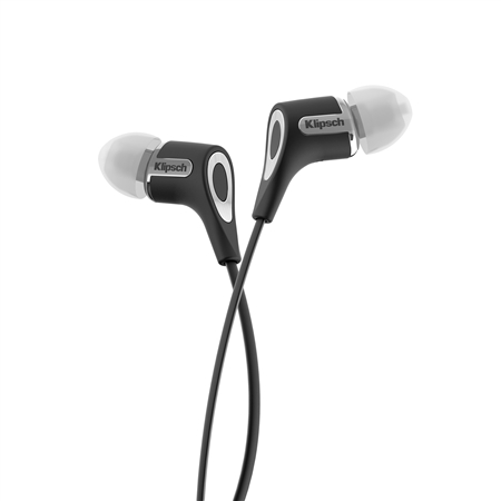 Klipsch R6 Headphones - Black