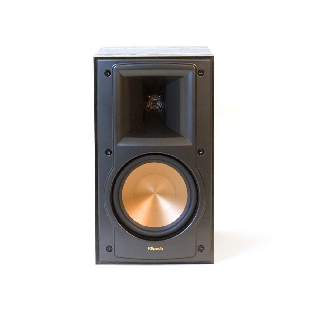 rb 51 ii bookshelf speakers pair high quality audio by klipsch. Black Bedroom Furniture Sets. Home Design Ideas