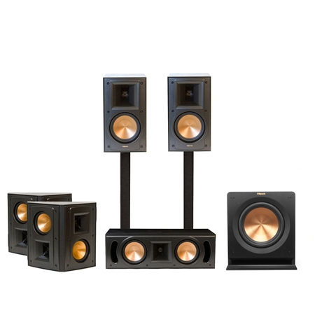 RB-51 II Home Theater System 2014