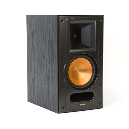 Klipsch RB-61 II Bookshelf Speaker Black Angle