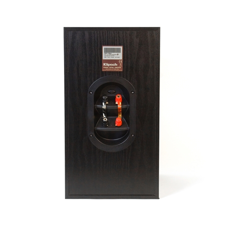 Klipsch RB-61 II Bookshelf Speaker Black Back
