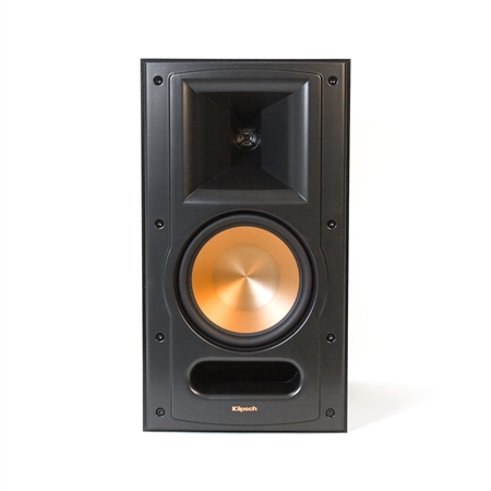Klipsch RB-61 II Bookshelf Speaker Black Front