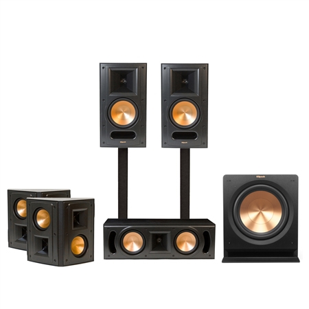 RB-61 II Home Theater System 2014