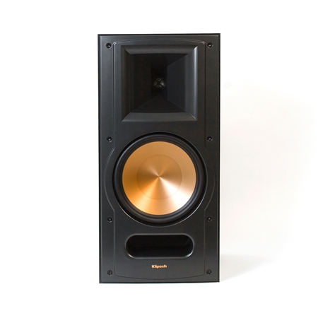 Klipsch RB-81 II Bookshelf Speaker Black Front