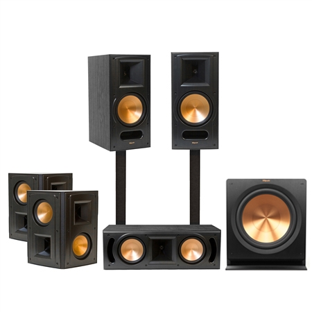 RB-81 II Home Theater System 2014