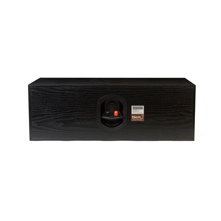Klipsch RC-62 II Center Speaker Black Back