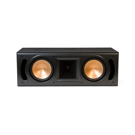 Klipsch RC-62 II Center Speaker Black Front