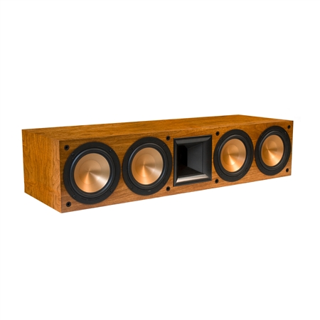 Klipsch RC-64 II Center Speaker Cherry Angle