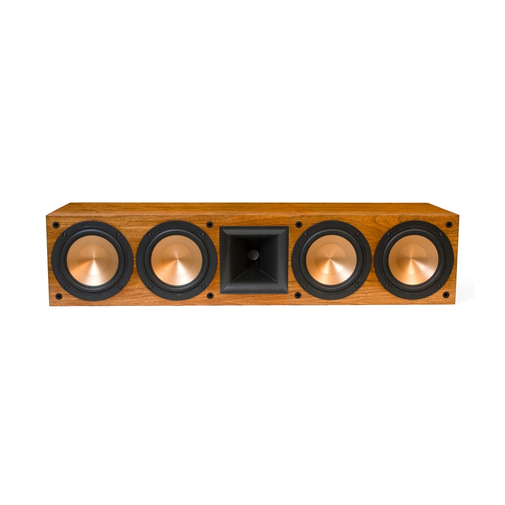 rc 64 ii reference center speaker high quality audio by klipsch. Black Bedroom Furniture Sets. Home Design Ideas