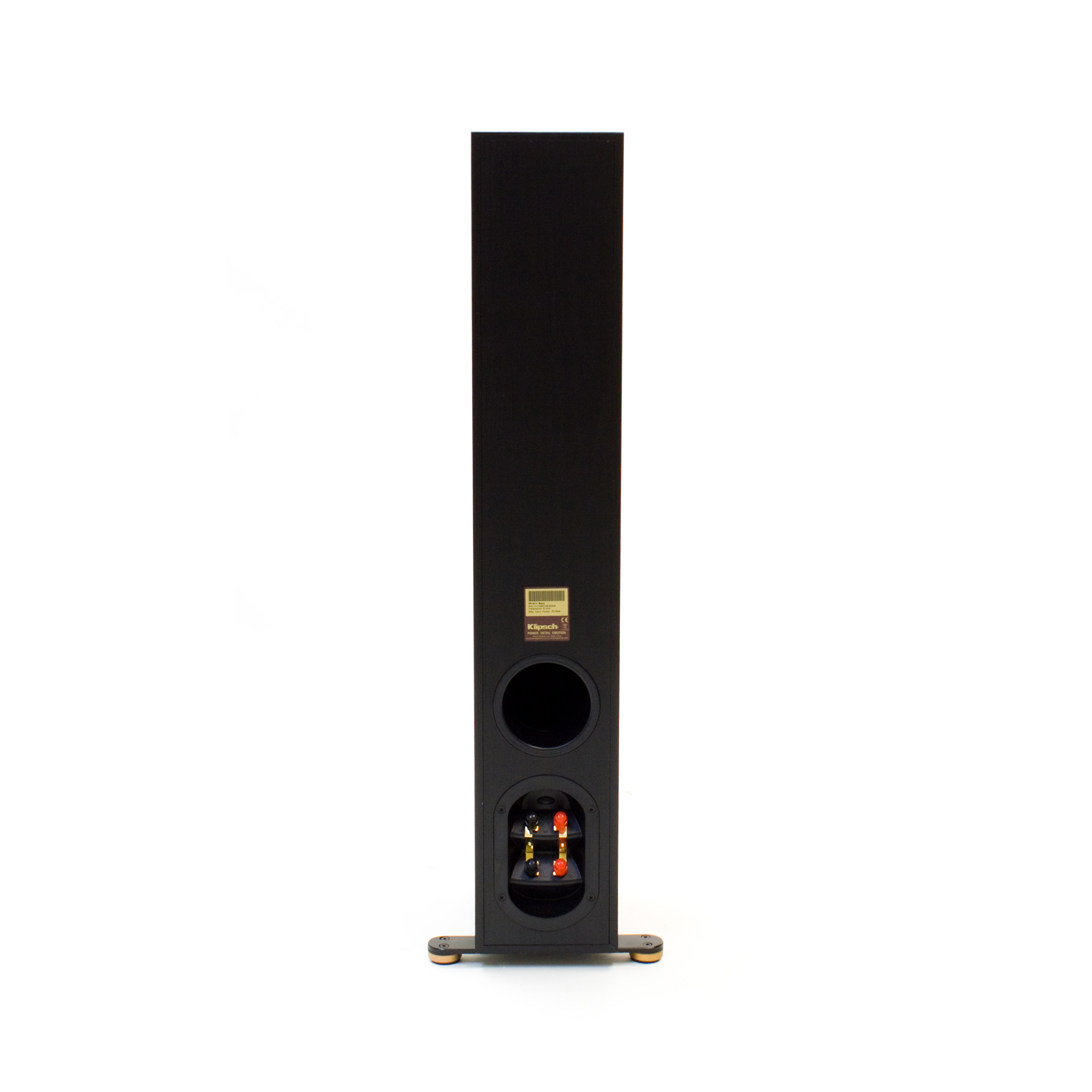 rf 42 ii floorstanding speaker klipsch four laws of the klipsch universe