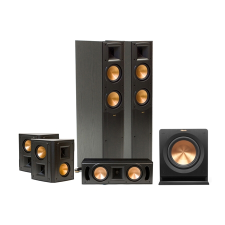 RF-52 II Home Theater System 2014