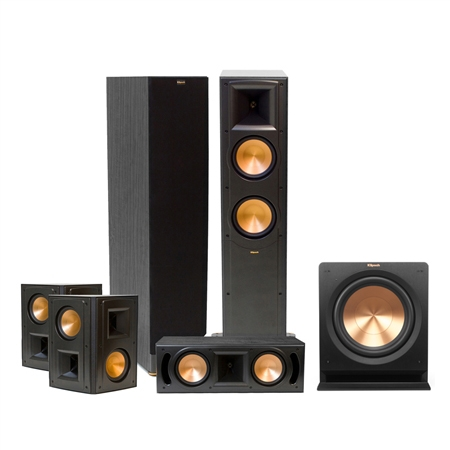 RF-62 II Home Theater System 2014
