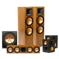 RF-7 II Home Theater System 2014 - Cherry
