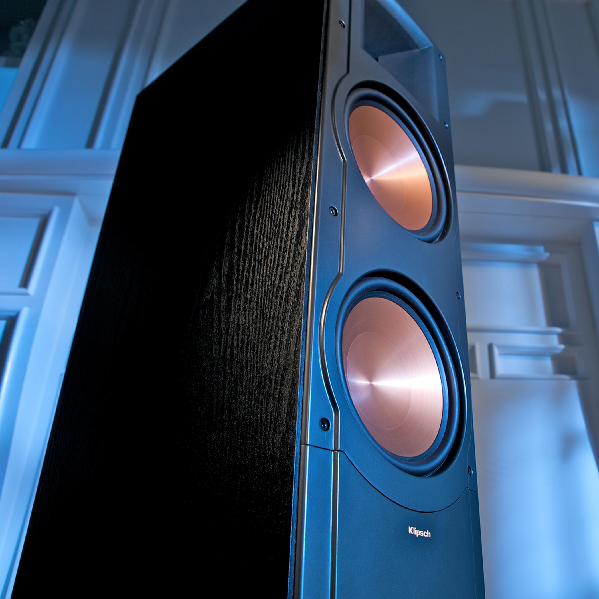 RF 82_II_LS_635049997298450000 klipsch rf 82 ii floorstanding speaker klipsch RF-82 System Home Theater at eliteediting.co