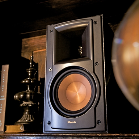 Klipsch Reference RB-51 II Bookshelf Speakers