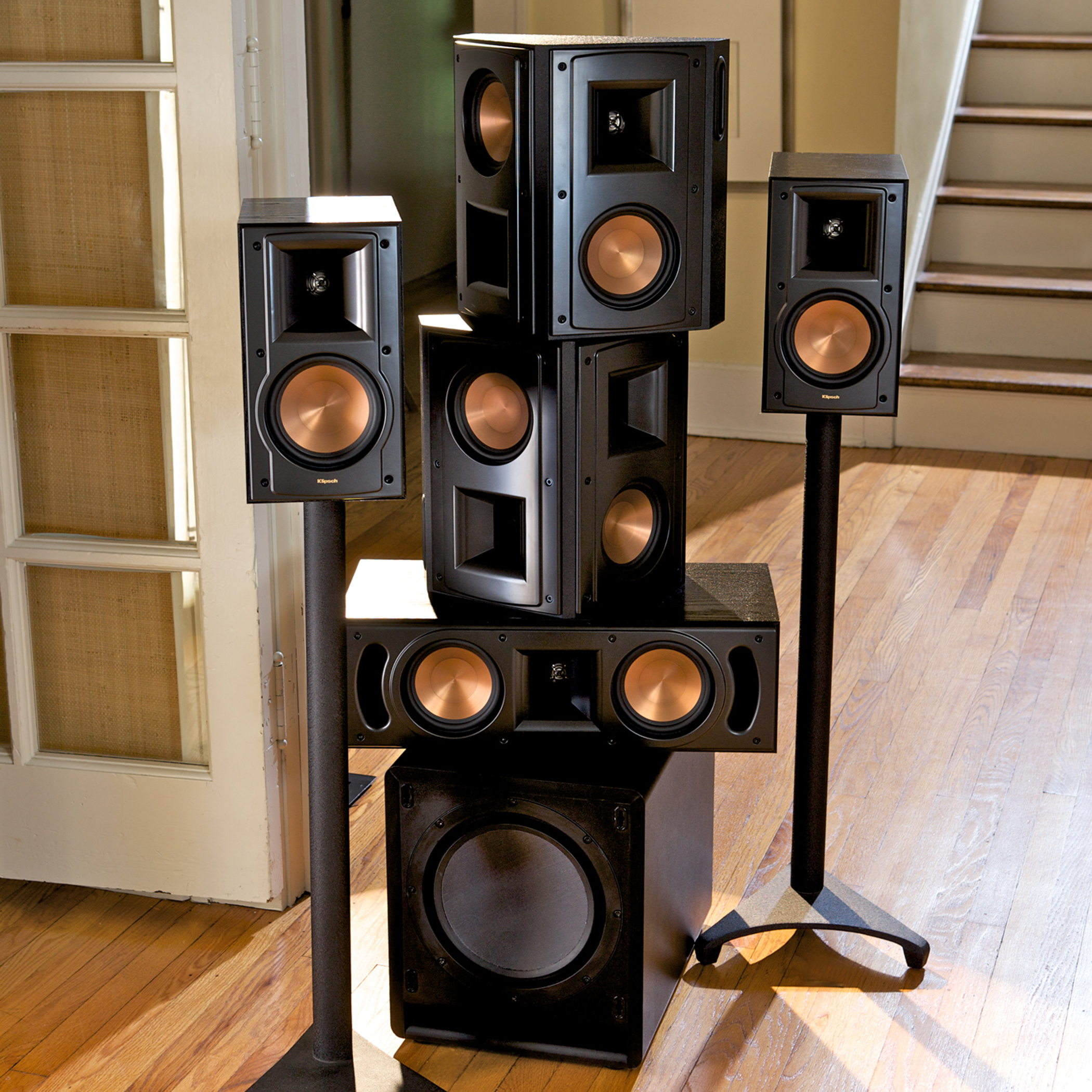 RB 51 II Bookshelf Speakers Pair