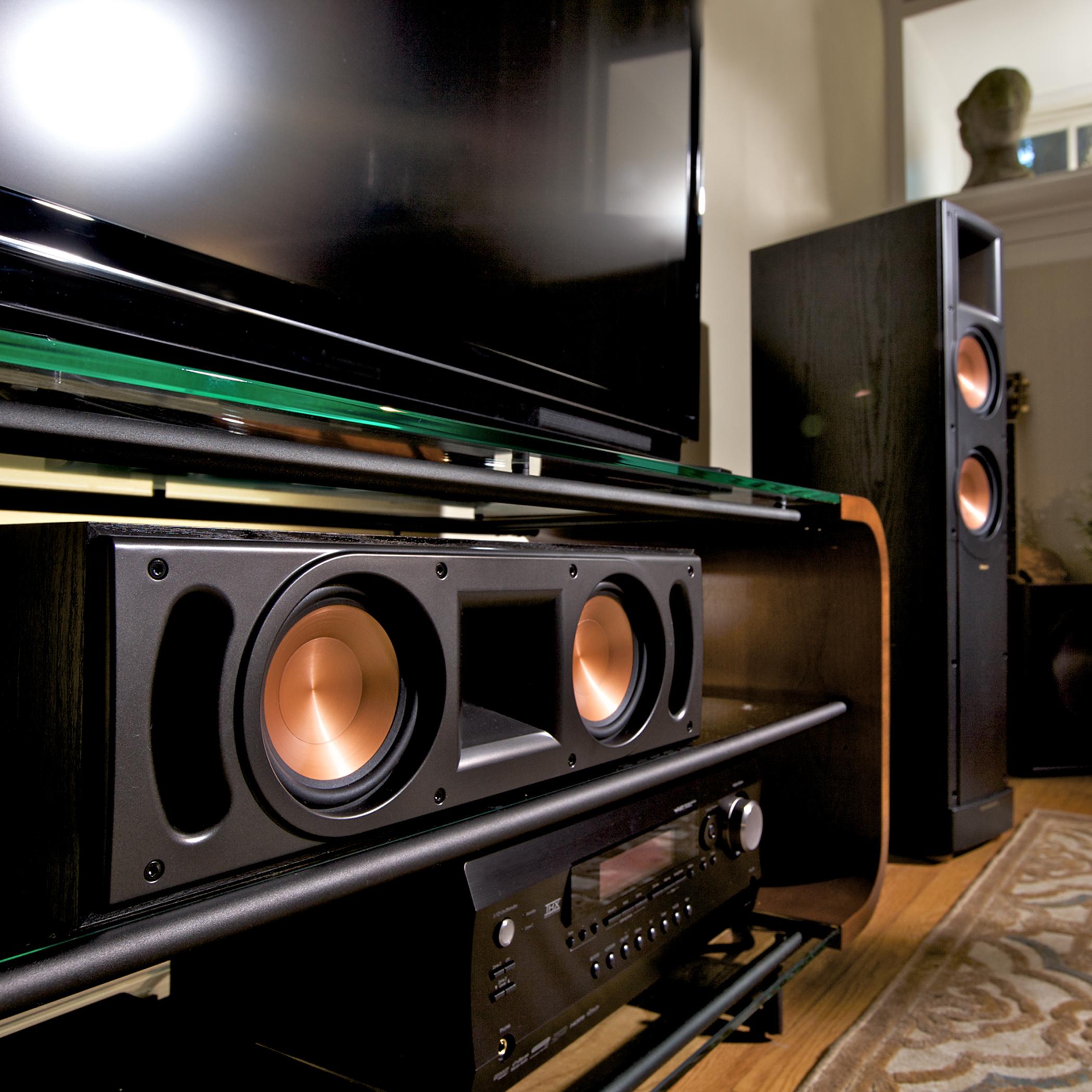 rc 62 ii center speaker klipsch. Black Bedroom Furniture Sets. Home Design Ideas