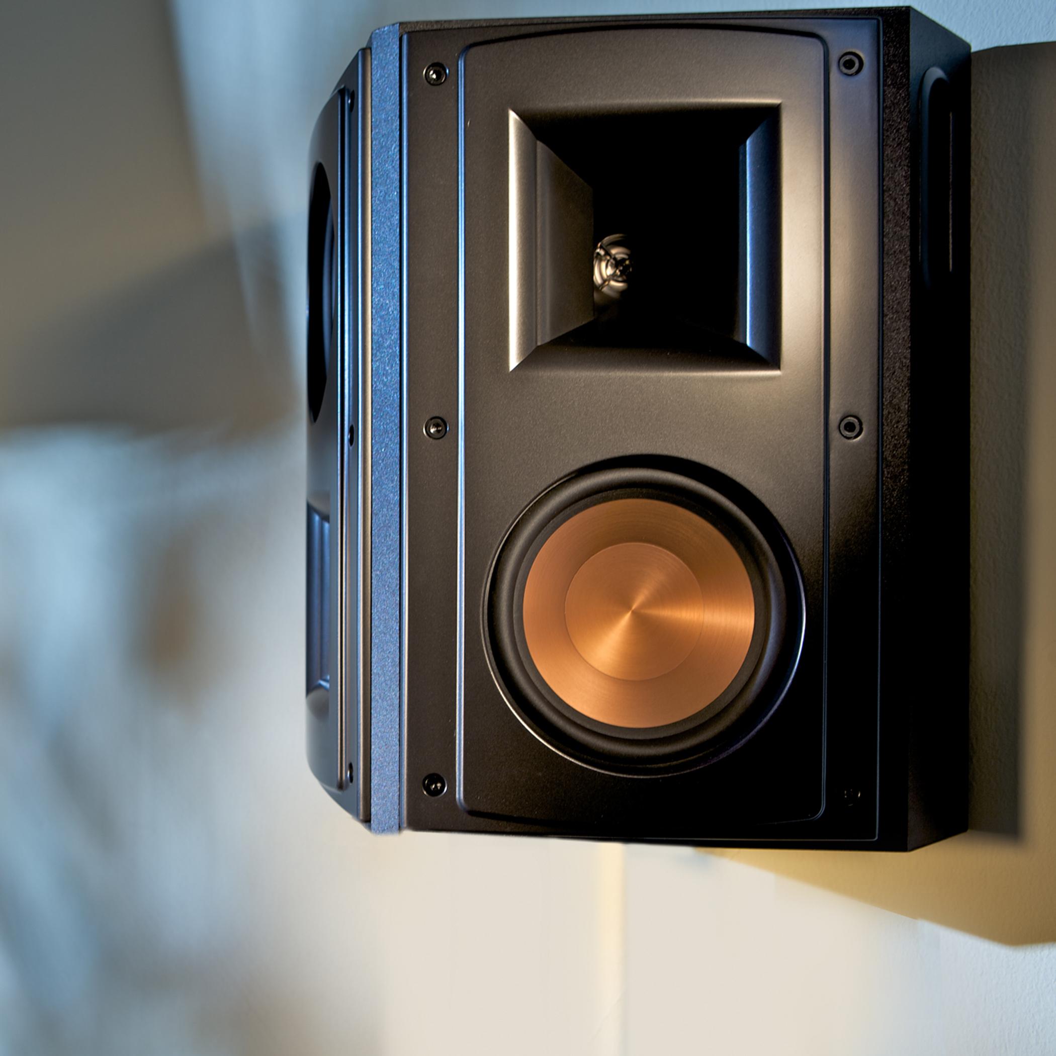 rs 42 ii surround speaker klipsch. Black Bedroom Furniture Sets. Home Design Ideas