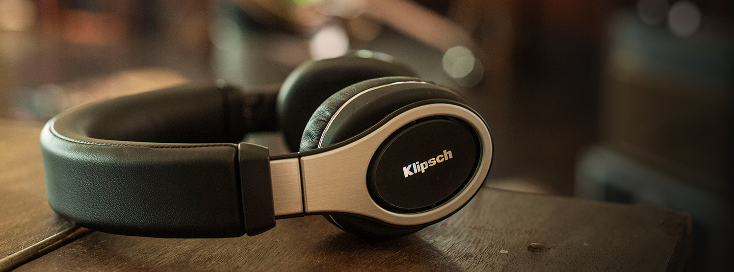 Klipsch Reference On-Ear Headphones Available at Klipsch.com