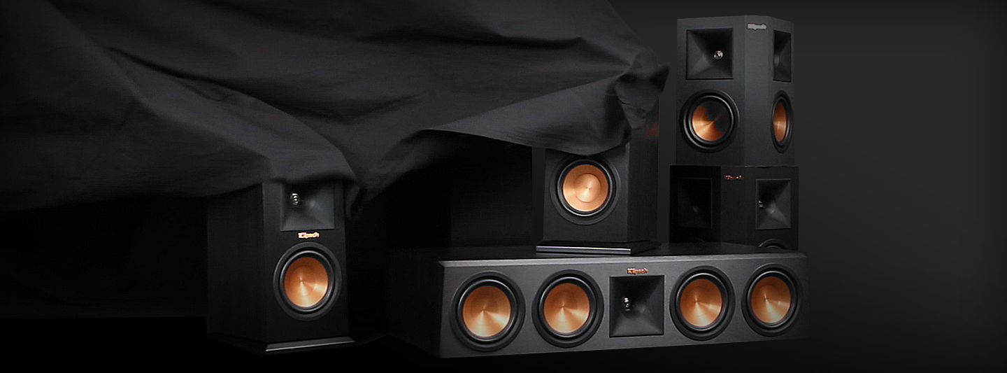 Introducing Klipsch Reference Premiere Home Theater