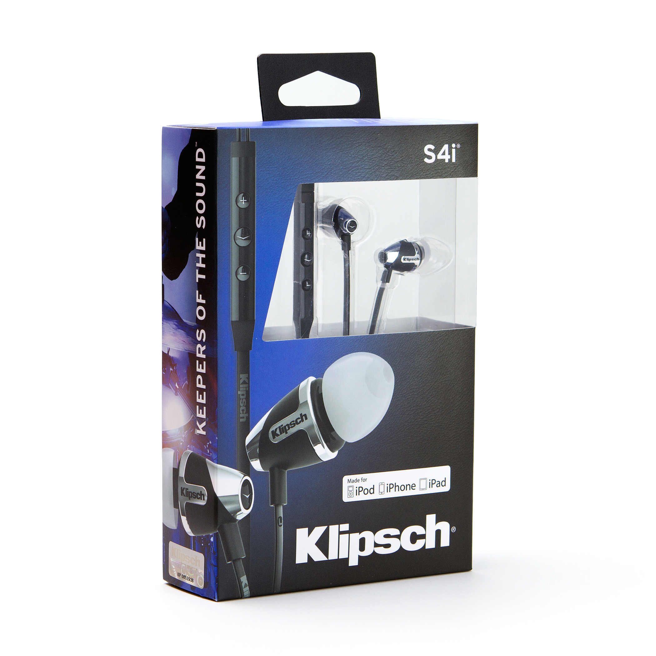 S4i In Ear Headphones Klipsch