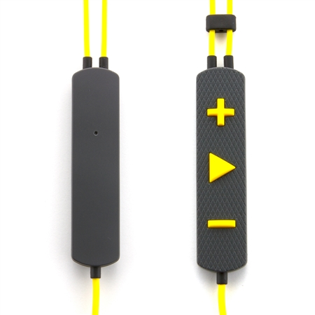 Klipsch Image S4i Rugged Yellow In-Ear Headphones Remote