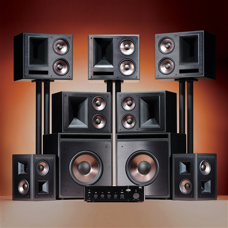 Klipsch THX Ultra2 Home Theater System