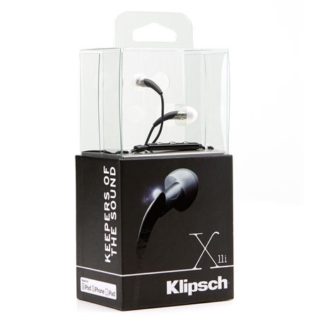 Klipsch X11i In Ear Headphones