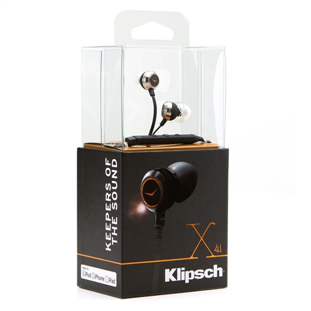 Klipsch X4i In Ear Headphones
